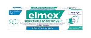 elmex sensitive professional zahnpasta test